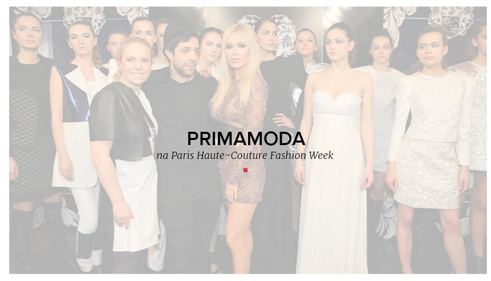 Primamoda na fashion week paris 2016